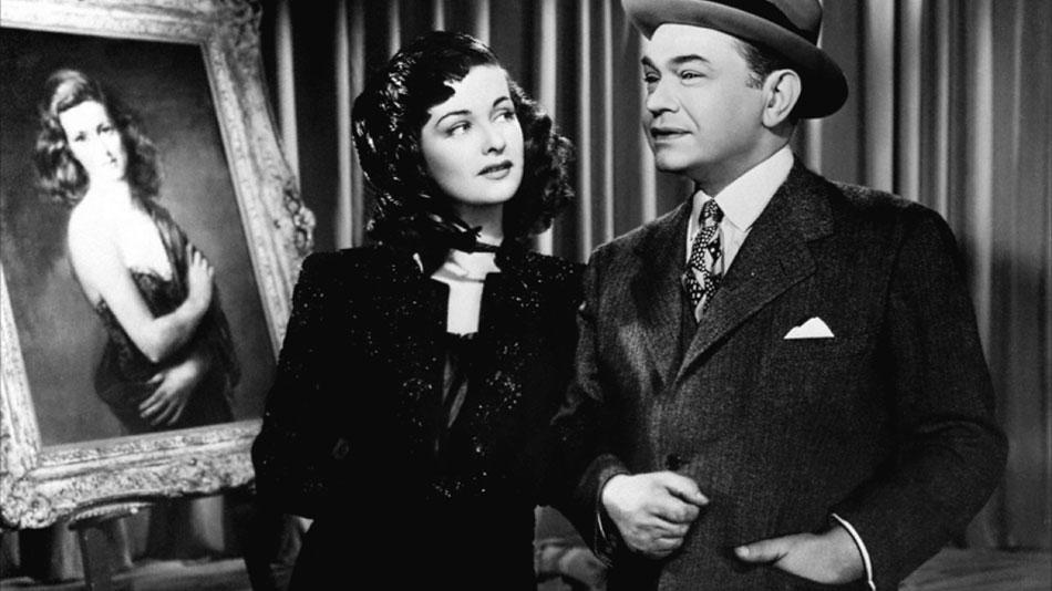 Risultati immagini per la donna del ritratto film 1944